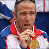 Jamie Staff MBE - Olympic Gold medallist and BMX World Champion